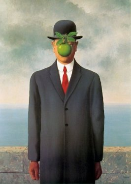 What is Liberal Arts? The Son of Man by Magritte
